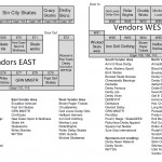 Vendors East & West