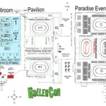 RollerCon 2016 Map