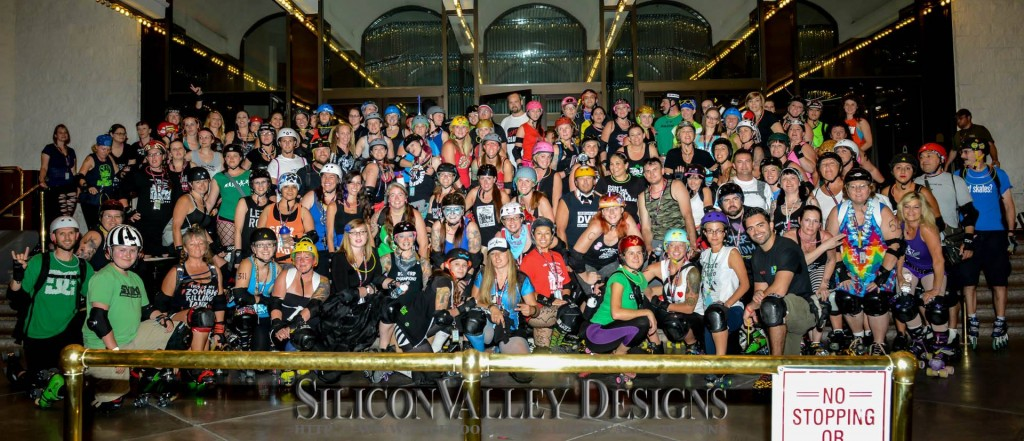 2013 Skate the Strip by Silicon Valley Designs