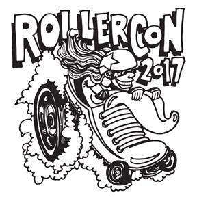 RollerCon Coloring Contest