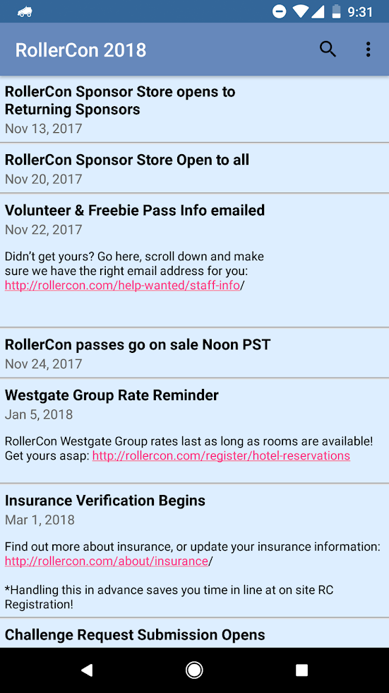 you » Search Results » RollerCon