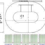 LVCC C1 Seat Chart