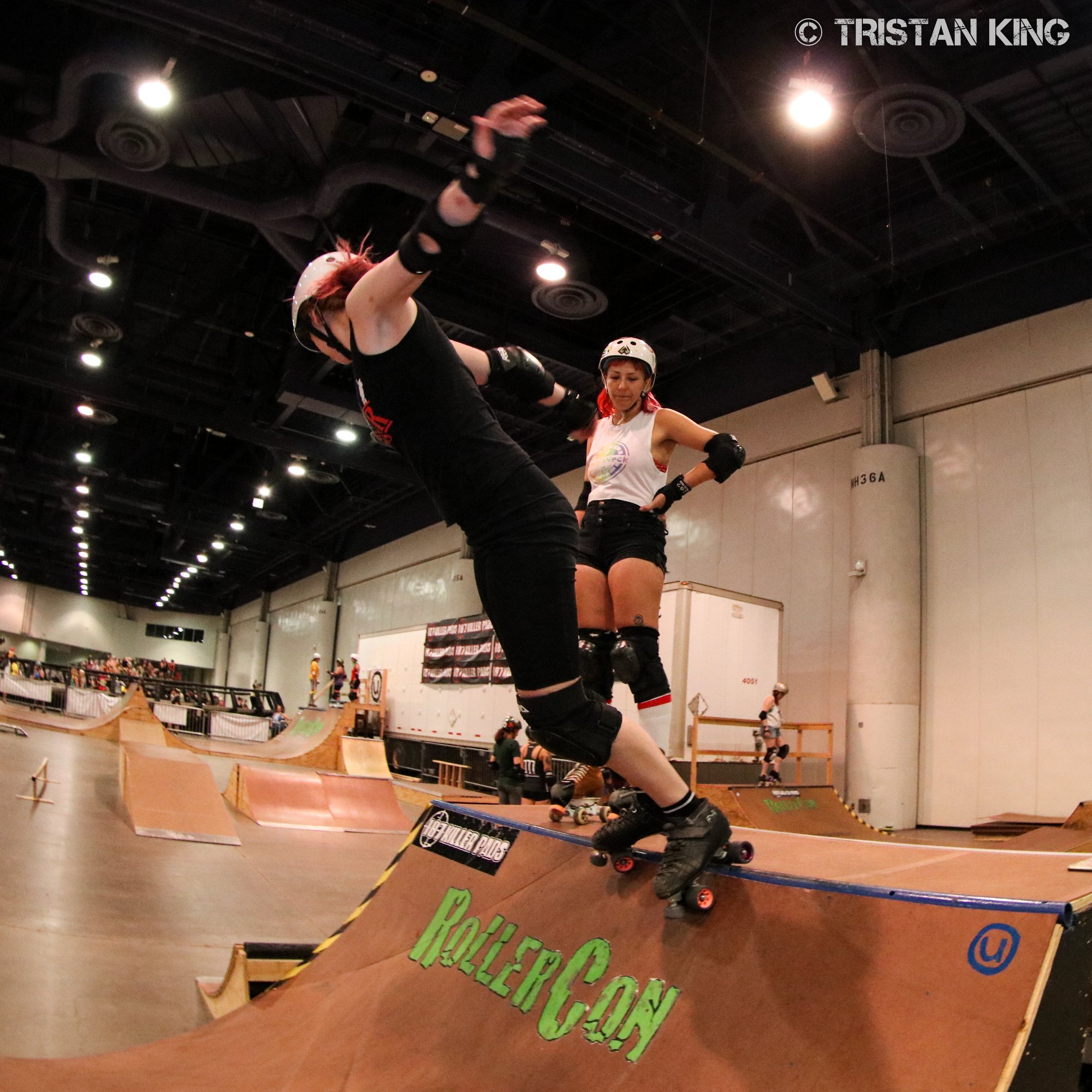 RC19 skatepark III by Tristan King