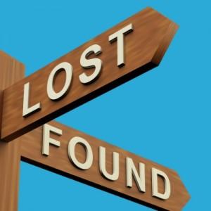 Lost + Found photo courtesy of freedigitalphotos.net